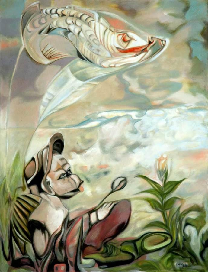 Image de Le pêcheur