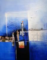 Image de Reflets sur bleu