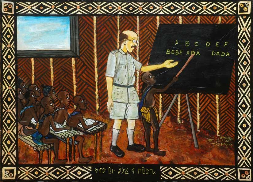 Image de Ecole coloniale