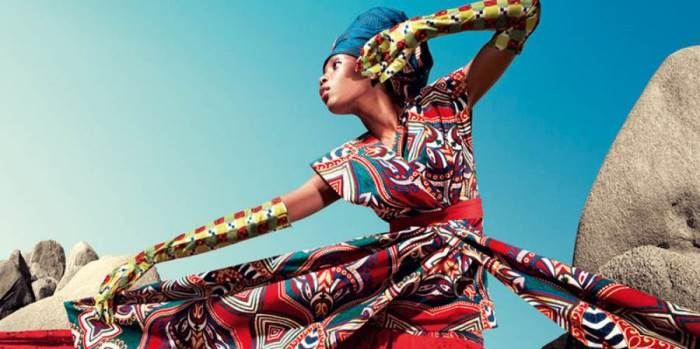 Influence of Vlisco Fabrics on African Fashion