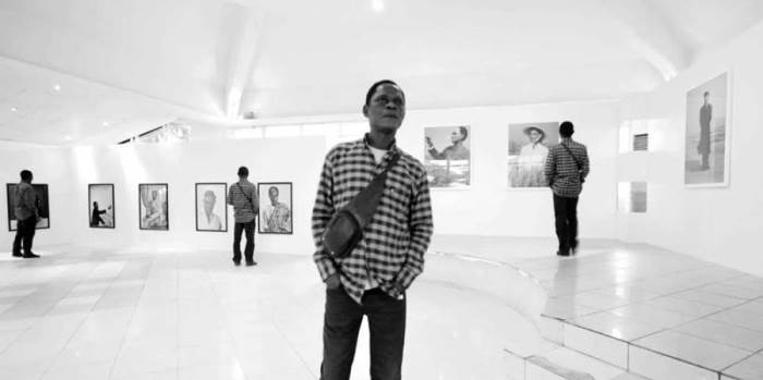 In Conversation with Samuel Fosso