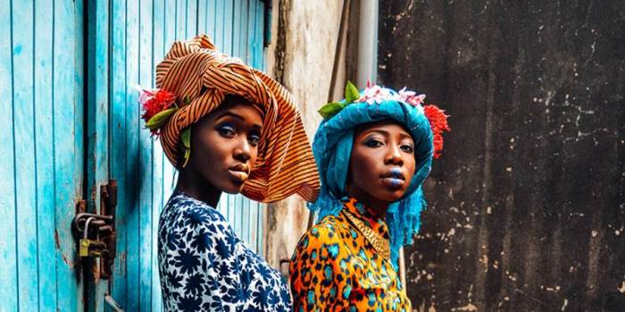 African Photography: Fashion Photography, Part 3