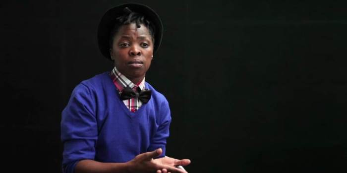 In Conversation with Zanele Muholi