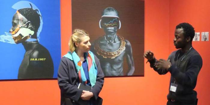 African Art Outlook for March