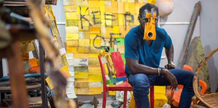 In Conversation with Serge Attukwei Clottey