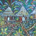 Image de Village lacustre
