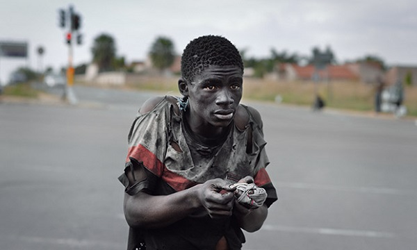 A Traffic Intersection by Pieter Hugo